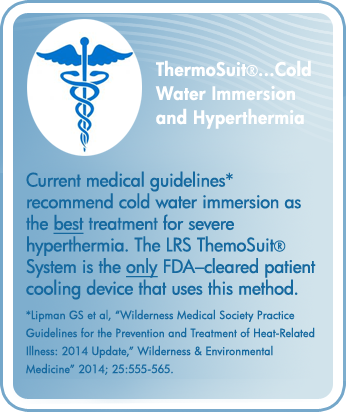 The ThermoSuit and Hyperthermia.